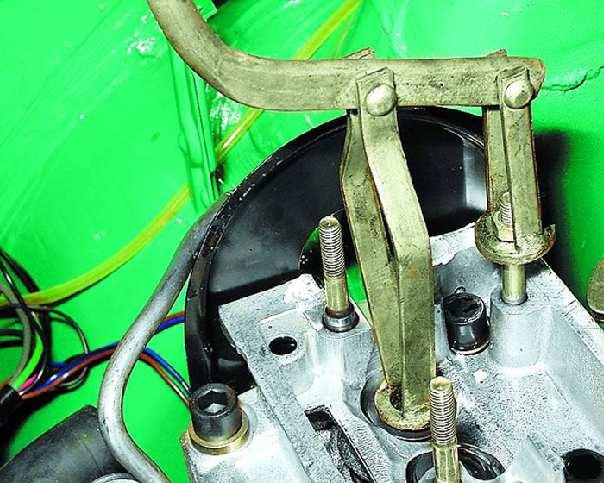 Как заменить сальники клапонов